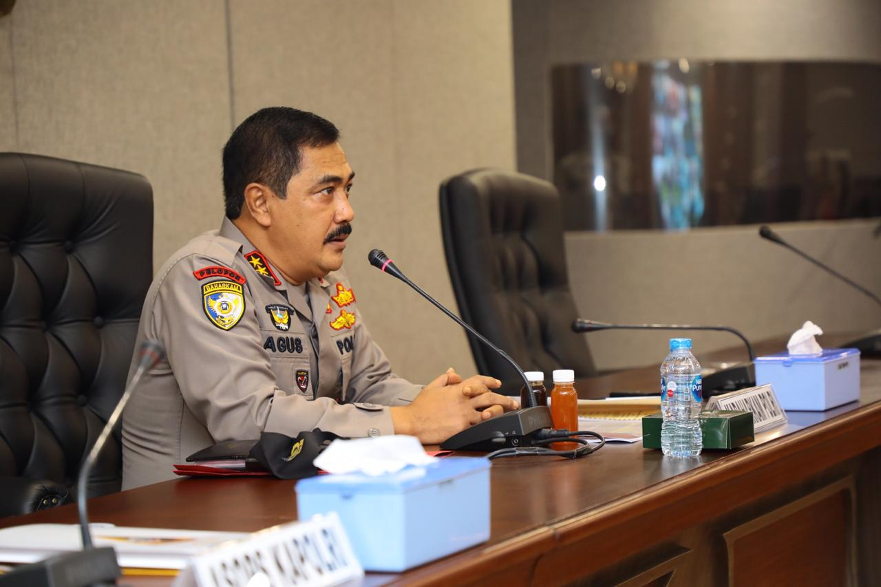 Anev Ops Aman Nusa II 2020 Melalui Video Conference 3